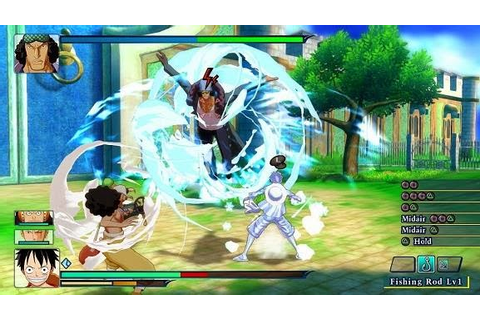 One Piece Unlimited World Red Full Crack ~ Download Games ...