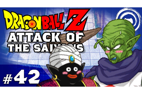 Dragon Ball Z Attack of the Saiyans Part 42 | TFS Plays ...