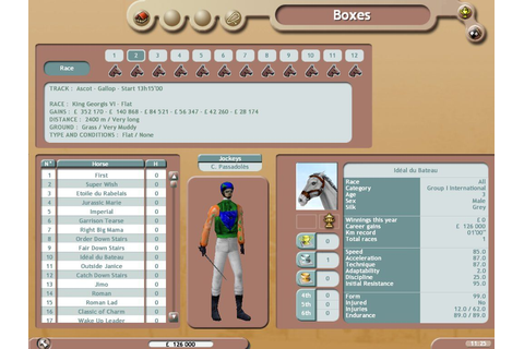 Final Stretch: Horse Racing Sim Screenshots for Windows ...
