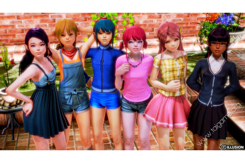 Honey Select - Tai game | Download game Mô phỏng