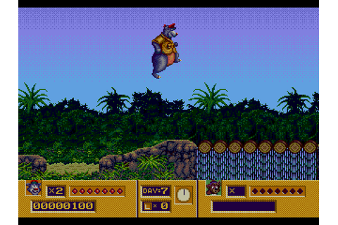 TaleSpin (USA, Europe) ROM