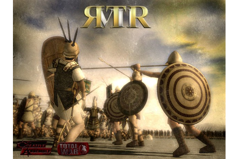 Rome Total Realism VII file - Mod DB