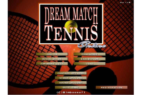Dream Match Tennis Download Free Full Game | Speed-New