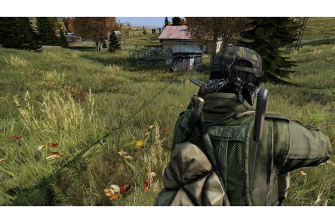 DayZ is finally leaving alpha and adding base building ...