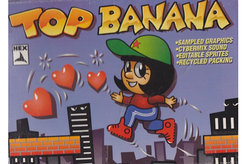 Top Banana - Game - Computing History