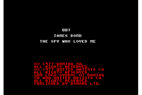 Download The Spy Who Loved Me - My Abandonware