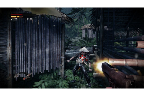 Rambo: The Video Game Screenshots for PlayStation 3 ...