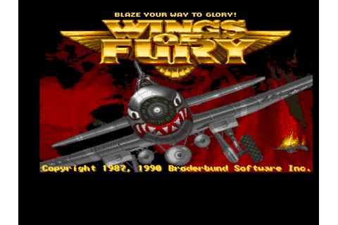 classicamiga.com - Wings of Fury
