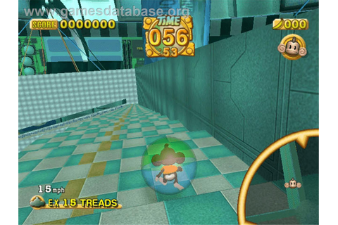Super Monkey Ball Deluxe - Microsoft Xbox - Games Database