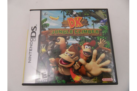 DK: Jungle Climber (Nintendo DS, 2007) for sale online | eBay
