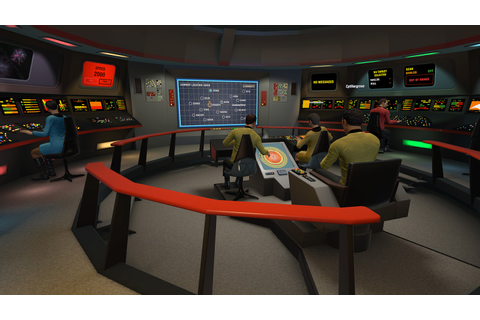 New Games: STAR TREK - BRIDGE CREW (PC, PS4) | The ...