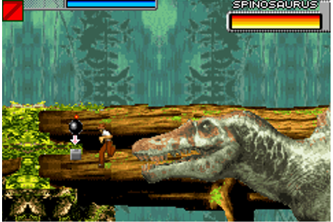 Ending for Jurassic Park 3 The DNA Factor(Game Boy Advance)