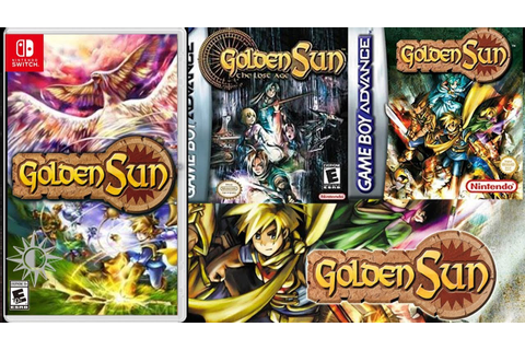 What Should Golden Sun For Nintendo Switch have? & Golden ...