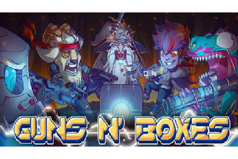 Guns N' Boxes - FREE DOWNLOAD | CRACKED-GAMES.ORG