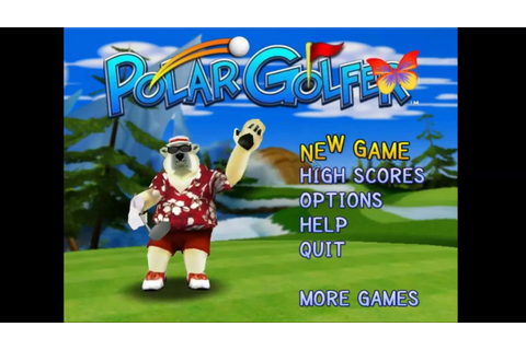 Chuck Plays: Polar Golfer - YouTube
