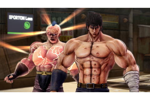 Fist of the North Star: Lost Paradise | RPG Site