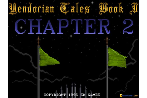 Yendorian Tales Book I: Chapter 2 (1996) - PC Game