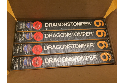 Atari 2600 VCS Dragonstomper : scans, dump, download ...