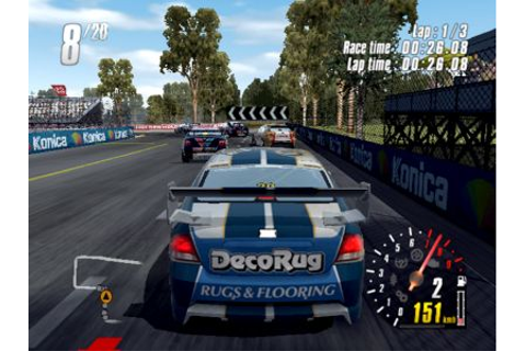 TOCA Race Driver 2: The Ultimate Racing Simulator - PS2 ...