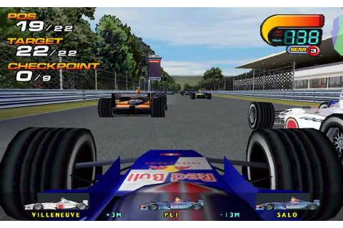 Grand Prix 3 Season 2000 (2001) - PC Game