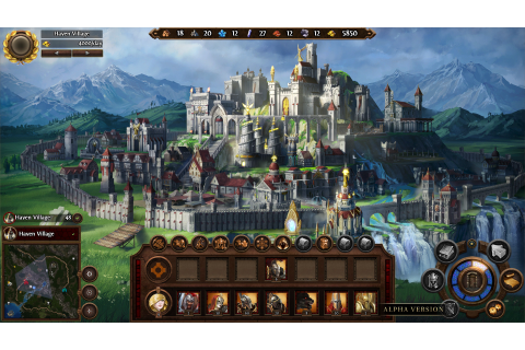 Might and Magic Heroes VII preview: Heroic in every sense