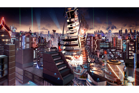 Crackdown 3's spectacular tech suggests the cloud may be ...