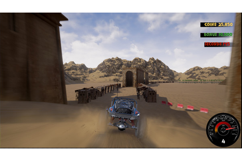 Crazy Buggy Racing Free Download - Download games for free!