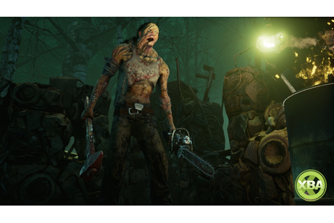 Dead by Daylight Confirmed for June Release - Xbox One ...