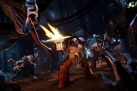 Space Hulk Tactics PC Game Free Download