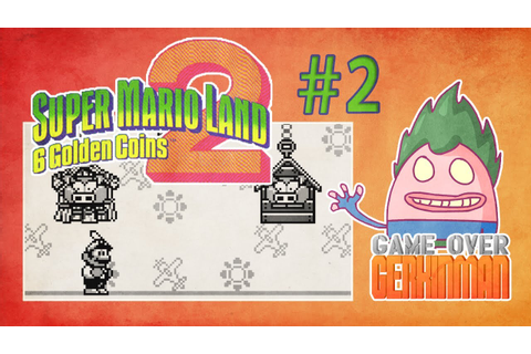 Super Mario Land 2: 6 Golden Coins: Pt02 - Mario Zone ...