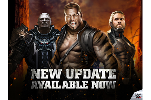 WWE Immortals Adds Seth Rollins, Batista And More