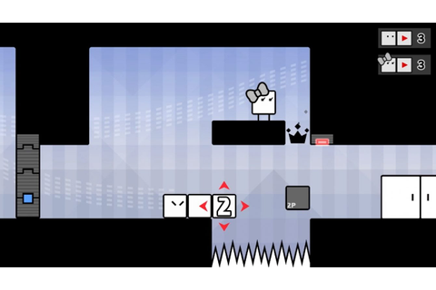 BoxBoy! + BoxGirl! Coming This April on Switch