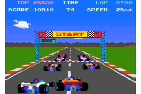 Tron and Pole Position | Early Arcade History - Bespoke ...