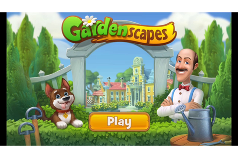 Gardenscapes – New Acres | Android/iOS Game Review #5 by ...
