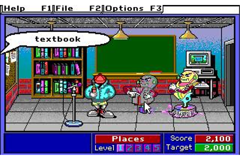 Super Solvers: Spellbound! Download (1991 Educational Game)