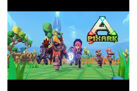 PixARK Gameplay Impressions - ARK Survival Gets a New ...