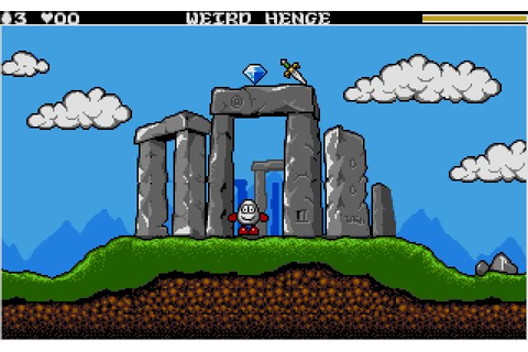 Download Magicland Dizzy action-adventure for DOS (1993 ...
