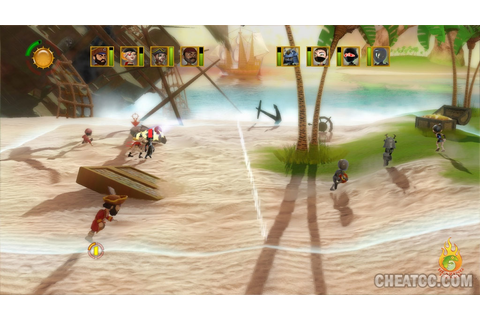 Pirates Vs. Ninjas Dodgeball Review for Xbox 360 (X360)