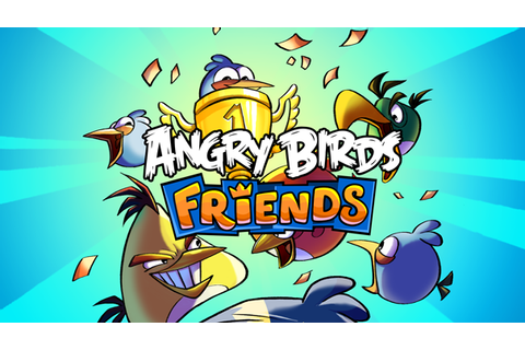 Angry Birds Friends – Changes and Challenges! | Angry Birds