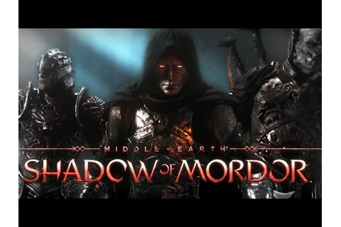 Middle Earth: Shadow of Mordor Game Movie (All Cutscenes ...