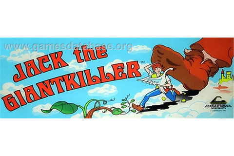 Jack the Giantkiller - Arcade - Games Database