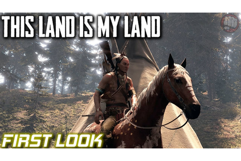This Land Is My Land Gameplay | First Look | Part 1 - YouTube