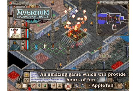 ‎Avernum: Escape From the Pit HD on the App Store