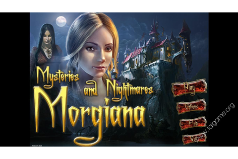 Mysteries and Nightmares: Morgiana - Download Free Full Games | Hidden ...