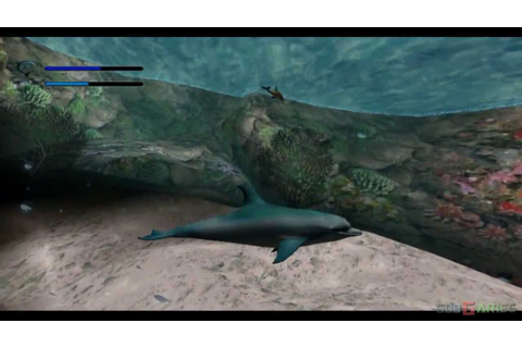 Ecco the Dolphin: Defender of the Future - Gameplay PS2 ...