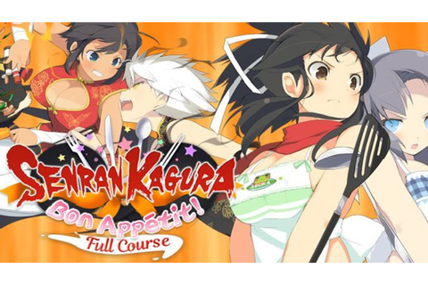 SENRAN KAGURA Bon Appétit! - Full Course » FREE DOWNLOAD ...