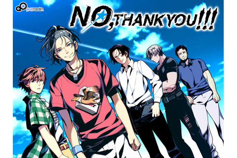 No, Thank You!!! –– Licensed! | MangaGamer Staff Tumblr