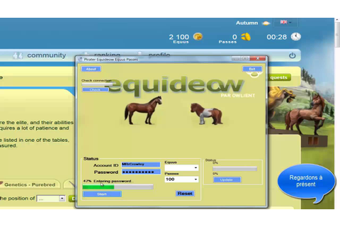 Equideow Hack