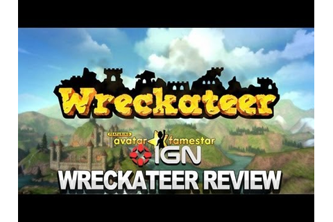 Wreckateer Review - IGN Review - YouTube