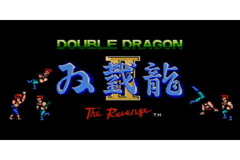 Double Dragon II: The Revenge | NES | Games | Nintendo
